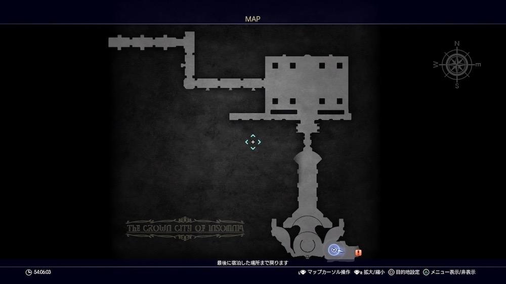 MAP・インソムニア帝都6