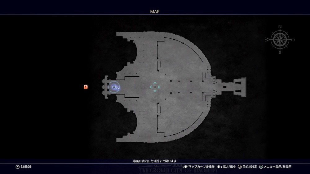MAP・インソムニア帝都4