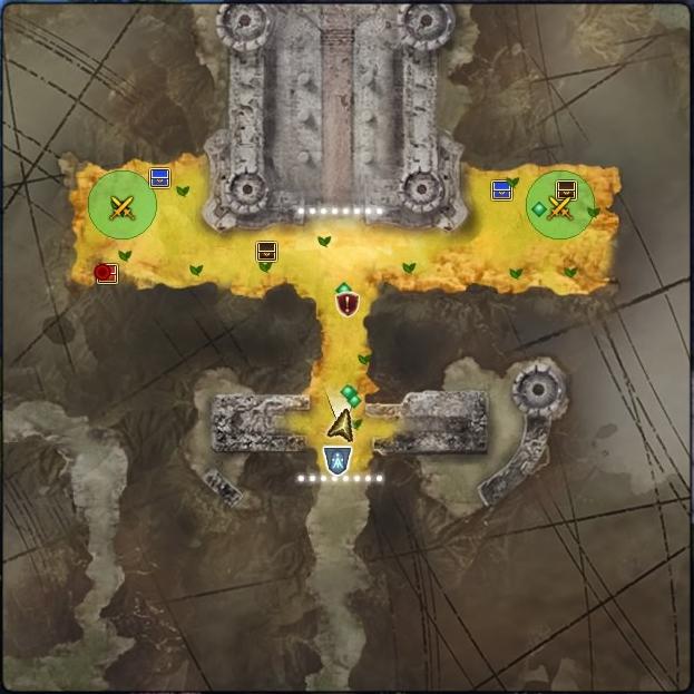 アークタリウム城門