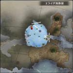 MAP・エライダ地熱湖