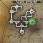 MAP・イリアル神殿 賢人評議の離宮